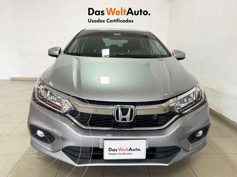 Honda City EX 1.5L Aut usado (2020) color Plata precio $284,995