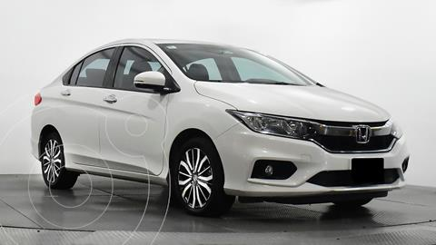 Honda City EX 1.5L usado (2019) color Blanco precio $250,000