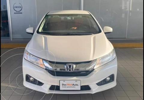 Honda City EX 1.5L Aut usado (2017) color Blanco precio $204,900