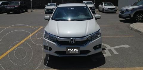 Honda City EX 1.5L usado (2019) color Blanco precio $259,000