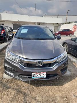Honda City LX 1.5L usado (2019) color Gris precio $210,900