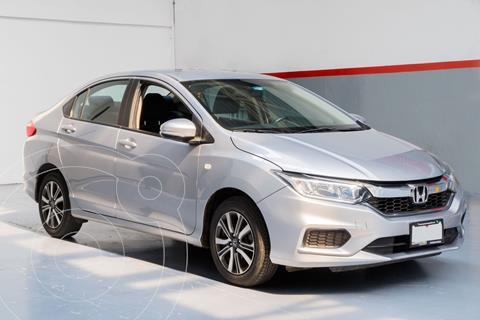 Honda City LX 1.5L usado (2018) color Plata Dorado precio $229,900