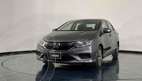 Honda City LX 1.5L Aut usado (2018) color Blanco precio $239,999