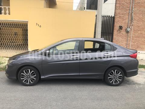 Honda City EX 1.5L Aut usado (2018) color Acero precio $220,000