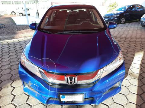 Honda City LX 1.5L usado (2017) color Azul precio $185,000