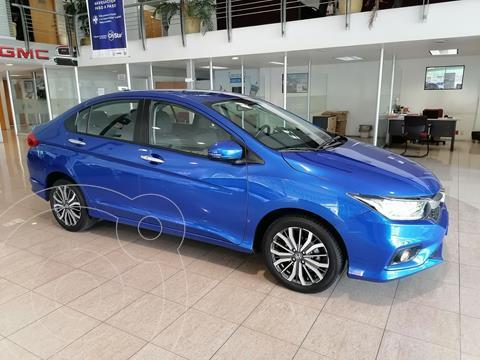 Honda City EX 1.5L usado (2020) color Azul precio $286,000