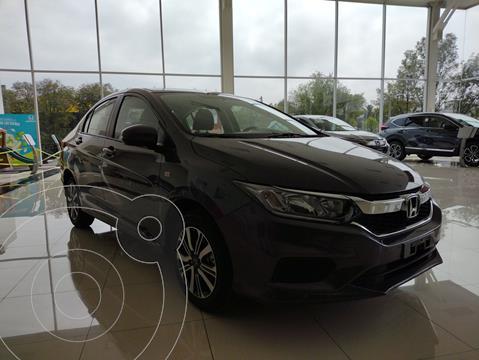 Honda City LX 1.5L usado (2020) color Gris Oscuro precio $280,000