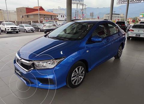 Honda City LX 1.5L Aut usado (2019) color Azul precio $249,000