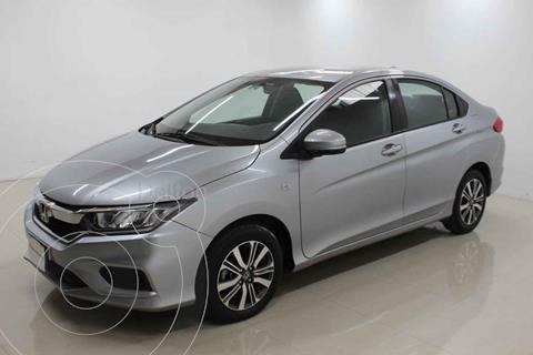 Honda City LX 1.5L usado (2018) color Plata precio $215,000