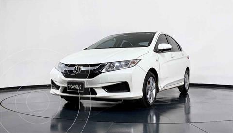 Honda City LX 1.5L usado (2017) color Blanco precio $192,999