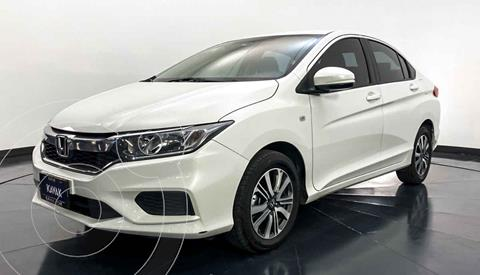 Honda City LX 1.5L Aut usado (2019) color Blanco precio $244,999