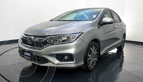 Honda City EX 1.5L Aut usado (2019) color Plata precio $227,999