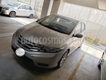 Honda City LX 1.5L Aut usado (2013) color Plata precio $110,000