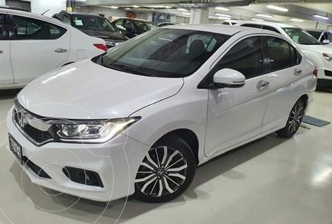 Honda City EX 1.5L usado (2018) color Blanco precio $254,100