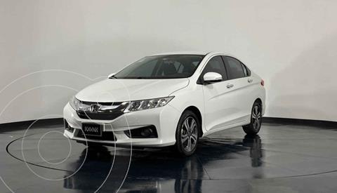 Honda City LX 1.5L Aut usado (2017) color Blanco precio $207,999