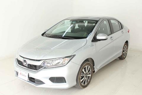 Honda City LX 1.5L usado (2020) color Plata precio $249,000