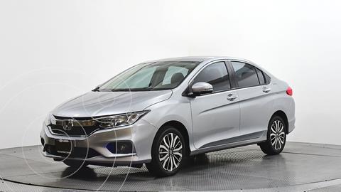 Honda City EX 1.5L usado (2018) color Plata Dorado precio $230,780