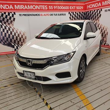 Honda City LX 1.5L usado (2019) color Blanco Marfil precio $235,000