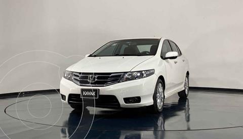 Honda City EX 1.5L Aut usado (2012) color Blanco precio $164,999