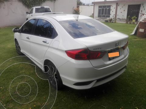 Honda City EX 1.5L Aut usado (2020) color Blanco precio $265,000