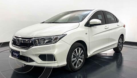 Honda City LX 1.5L Aut usado (2019) color Blanco precio $252,999