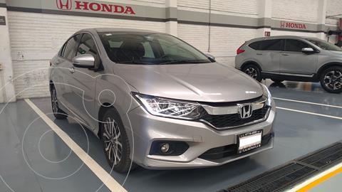 Honda City EX 1.5L usado (2020) color Plata Dorado precio $295,000