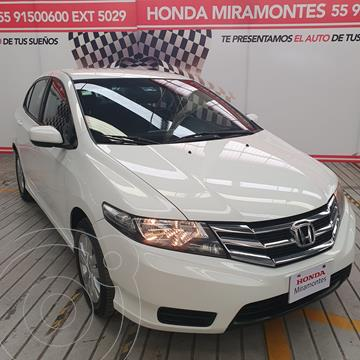 Honda City LX 1.5L Aut usado (2013) color Blanco precio $175,000