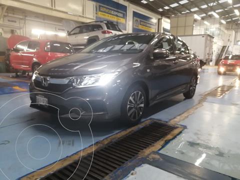 Honda City LX 1.5L usado (2018) color Gris precio $195,000