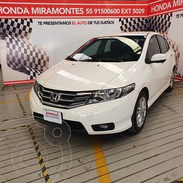 Honda City EX 1.5L Aut usado (2012) color Blanco precio $162,000