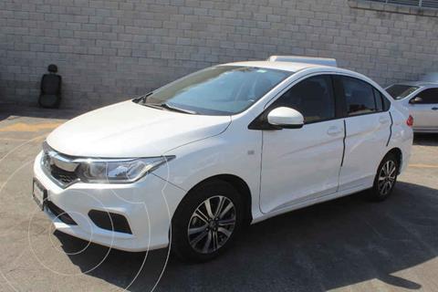 Honda City LX 1.5L Aut usado (2018) color Blanco precio $222,000