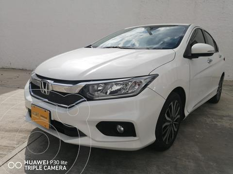 Honda City EX 1.5L usado (2020) color Blanco precio $260,000