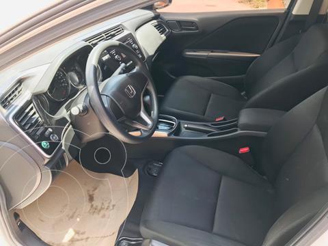 Honda City LX 1.5L usado (2019) color Blanco precio $249,000
