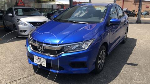 Honda City LX 1.5L usado (2019) color Azul precio $230,000
