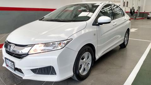 Honda City EX 1.5L usado (2016) color Blanco Marfil precio $167,000