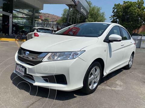 Honda City LX 1.5L Aut usado (2017) color Blanco precio $205,000