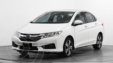Honda City EX 1.5L usado (2016) color Blanco precio $184,580