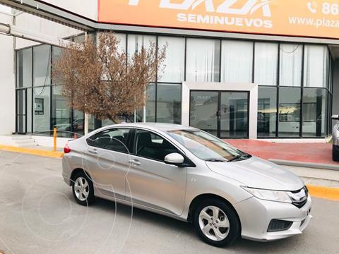 Honda City LX 1.5L usado (2016) color Plata Dorado precio $179,000