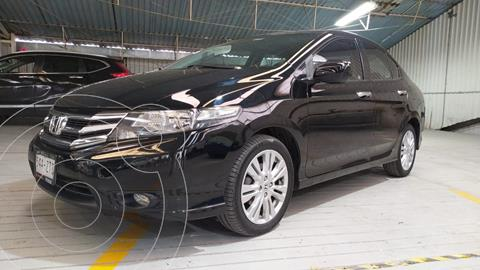 Honda City EX 1.5L Aut usado (2013) color Negro Cristal precio $150,000