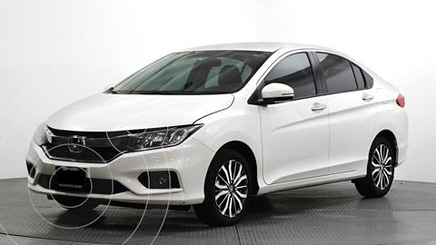 Honda City LX 1.5L usado (2018) color Blanco precio $234,000