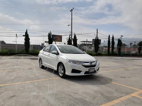 Honda City LX 1.5L usado (2016) color Blanco precio $193,500