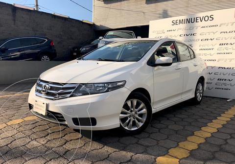 Honda City LX 1.5L usado (2013) color Blanco precio $145,000
