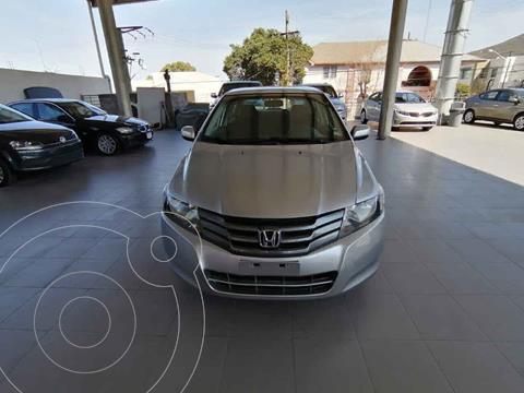 Honda City EX 1.5L Aut usado (2010) color Plata precio $129,000