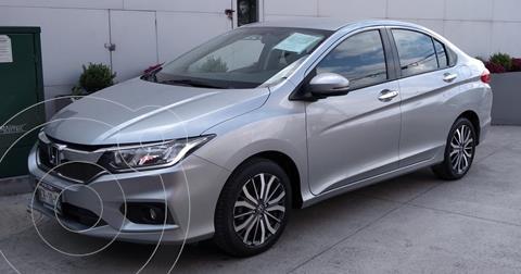 Honda City EX 1.5L usado (2018) color Plata Dorado precio $255,000