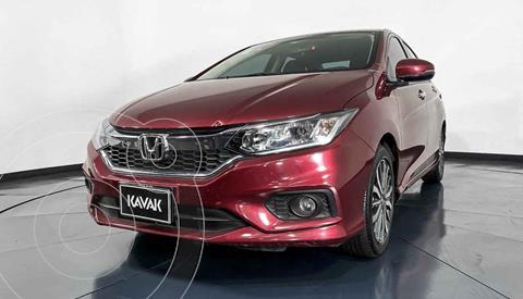Honda City EX 1.5L Aut usado (2019) color Rojo precio $239,999