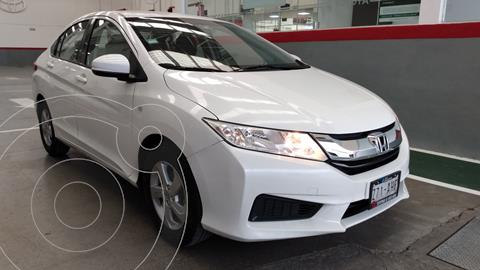 Honda City EX 1.5L usado (2016) color Blanco Marfil precio $159,000