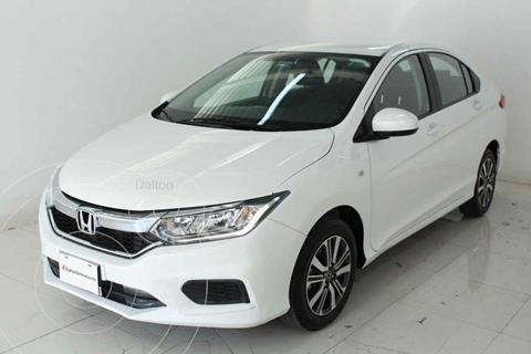 Honda City LX 1.5L Aut usado (2020) color Blanco precio $279,000