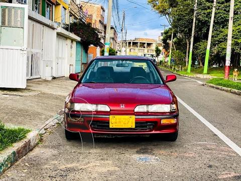 Honda Civic Si 1.5L usado (1992) color Rojo precio $9.000.000