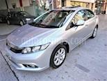 Foto venta Auto usado Honda Civic - (2014) color Gris precio $450.000