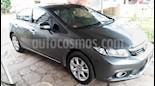 Foto venta Auto usado Honda Civic 1.8 EXS Aut (2014) color Metal