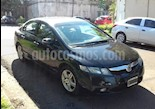 Foto venta Auto usado Honda Civic 1.8 EXS Aut (2011) color Gris